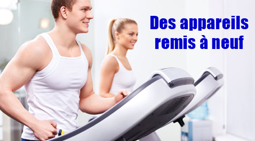 Des tapis de course Technogym Life Fitness Precor