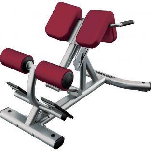 Back Extension Bench Life Fitness Signature Refurbished At Low Price