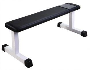 Banc plat gymworks keywest - Banc plat de musculation ...