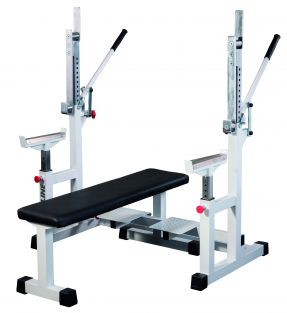 Banc de powerlifting