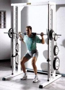 appareils pour salle de gym