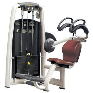 abdominaux crunch occasion technogym selection. Black Bedroom Furniture Sets. Home Design Ideas