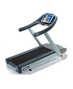 tapis de course occasion technogym 900ie ecran tactile excite