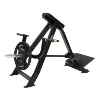 Inclined T-bar row AP6112 Athletic Performance