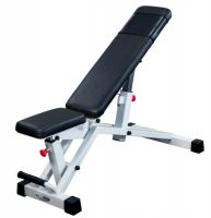 Banc Plat Inclinable GymWorks