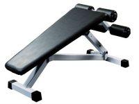 Banc Abdos Crunch Ajustable GymWorks