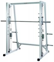 Smith Machine with Counterweights GymWorks