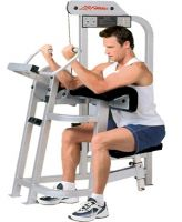 Biceps curl SU75 Life Fitness