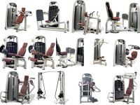 Lot musculation 14 postes Technogym
