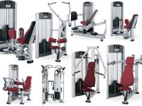Lot musculation 15 postes Life Fitness