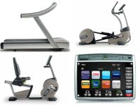 Lot 3 postes VisioWeb Technogym