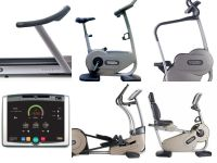 Lot 10 postes 500 Technogym