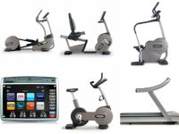 Lot 10 postes VisioWeb Technogym