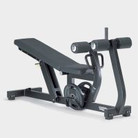 Banc ajustable décliné/ab crunch PG03 Technogym