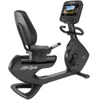 Recumbent bike Discover SE3HD Life Fitness