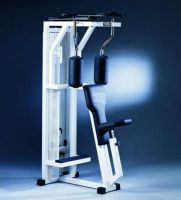 Rowing Torso Technogym