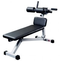 Banc crunch ajustable GymWorks