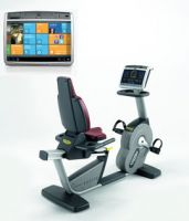 Vélo Allongé Technogym