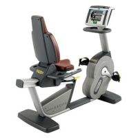 Vélo allongé Recline Visioweb Technogym