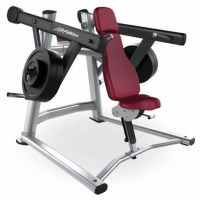 Presse épaules Plate Loaded SPLSP Life Fitness