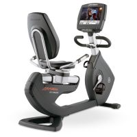 Vélo Allongé Life Fitness